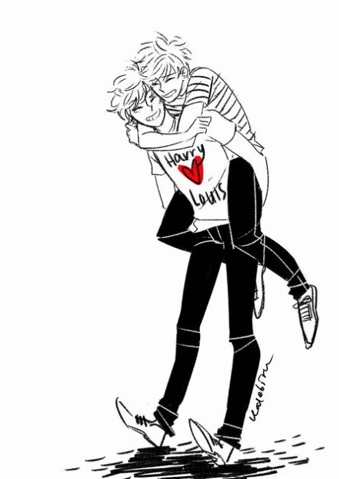 Once Open A Time ...The End~Larry Stylinson ❤