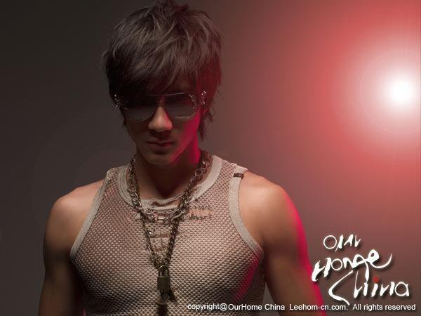 oOo Wang Lee Hom oOo