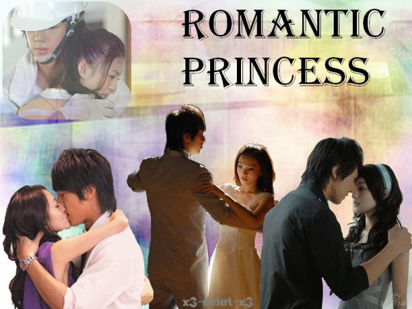 Romantic Princess