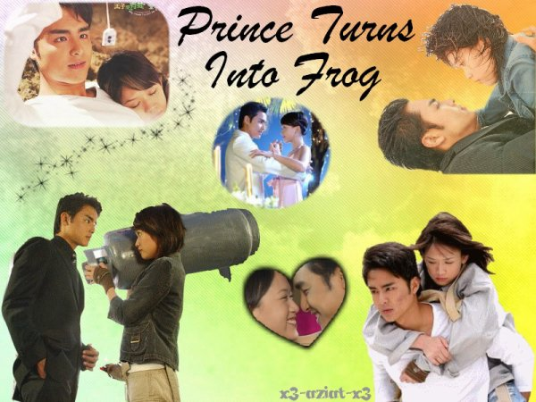 Prince Turns Into Frog