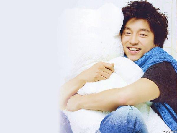 oOo Gong Yoo oOo
