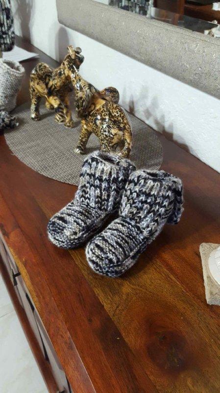 chausson pour caro