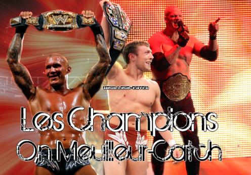 Les Champions Actuelles