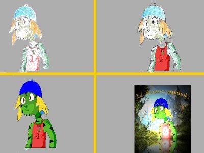 Evolution D'un personnage