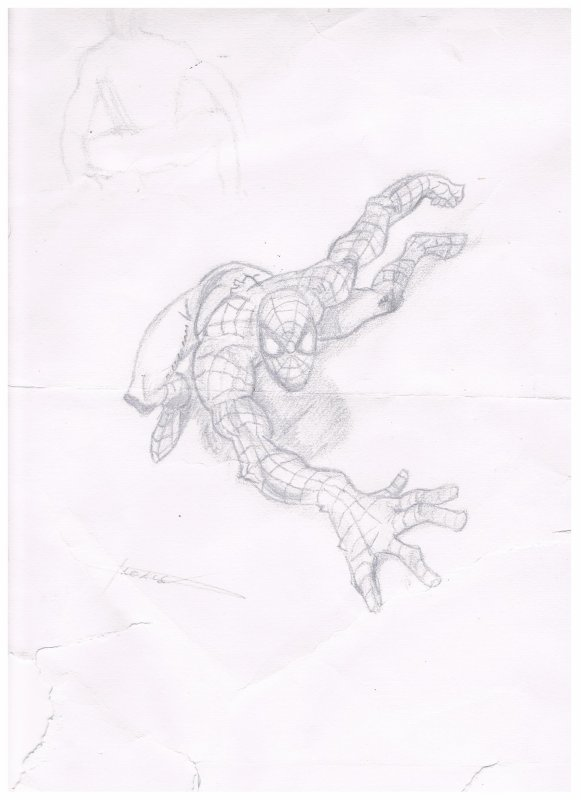 Spiderman :P