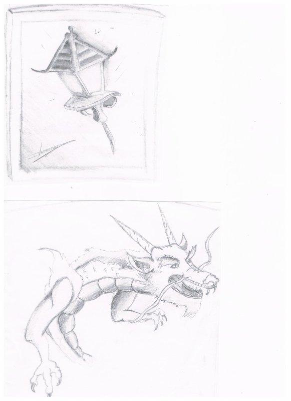Un peu de Disney :P et de dragon!