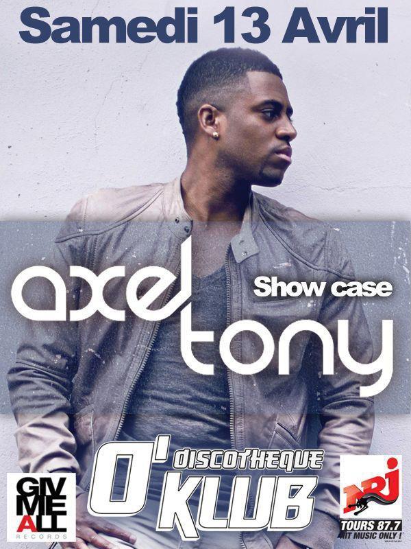 axel tony show