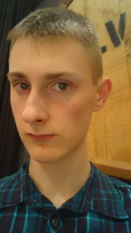 Moi après le coiffeur