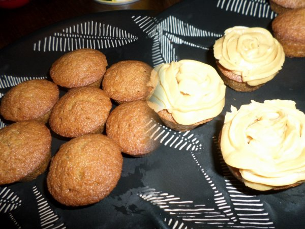 Petit cupcake