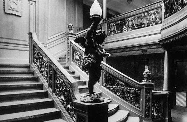 Un escalier connu ou presque...
