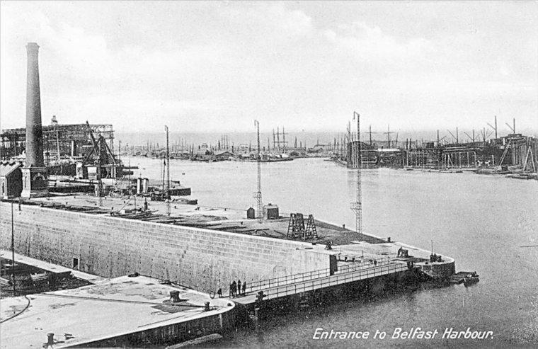 Belfast fin mai 1911