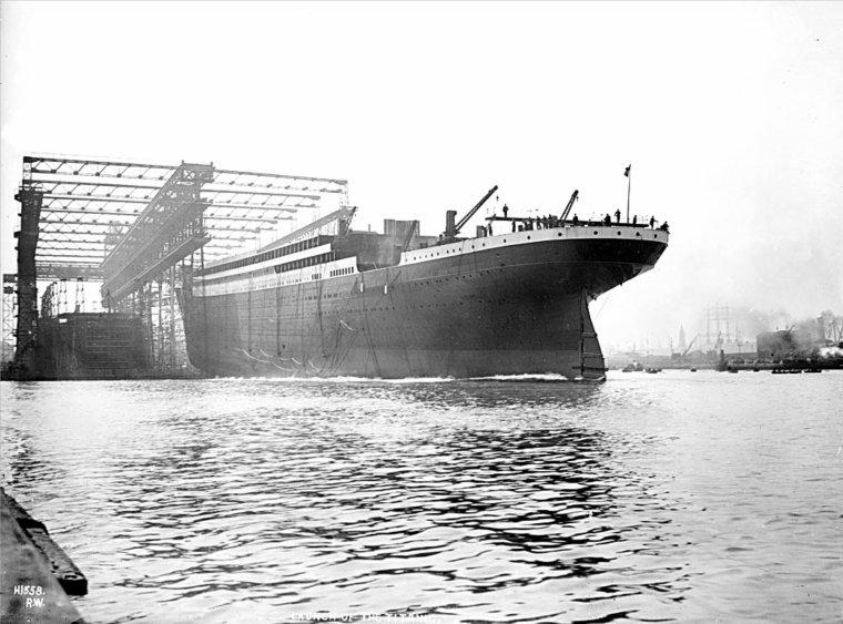 Belfast 31 mai 1911 Whyite Star Line biggest day