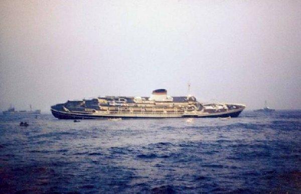 Andrea Doria sauvetage (1)
