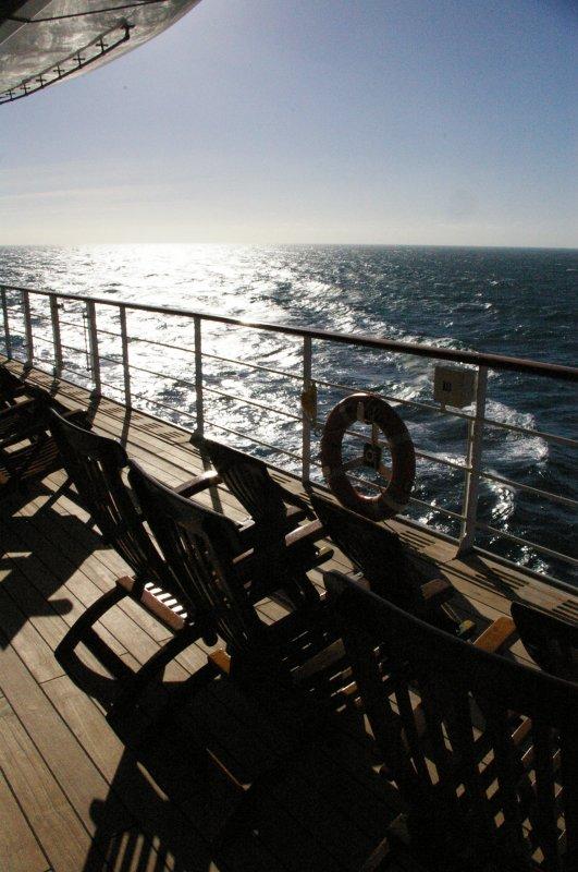 Queen Mary 2 le 9 mai 2010