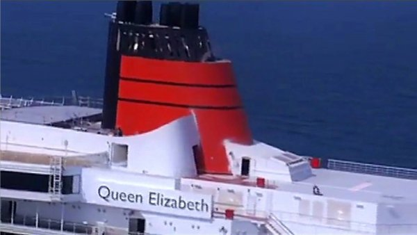 New QUEEN ELIZABETH