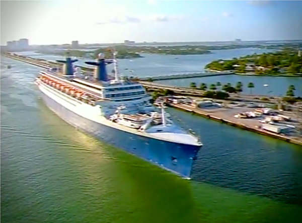 SS NORWAY Miami 1999