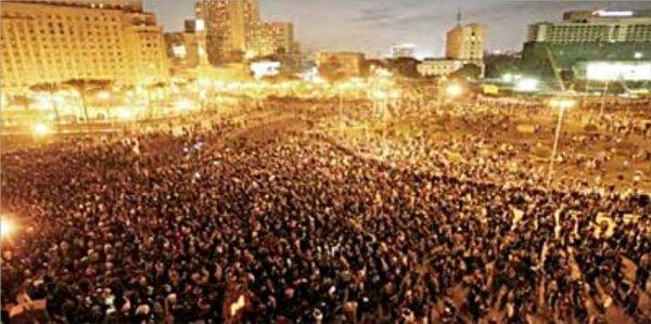 UN VENT DE LIBERTE EN EGYPTE