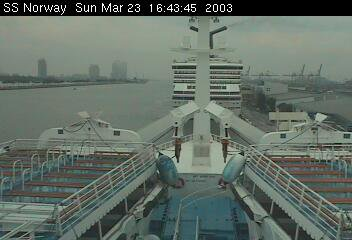 SS NORWAY bridge cam 2003