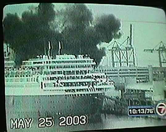 SS NORWAY 25 mai 2003