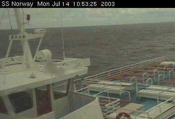 SS Norway crossing of the Atlantic 2003 june 27th to july 24th - La traversée de l'Atlantique 26 juin au 24 juillet (2)