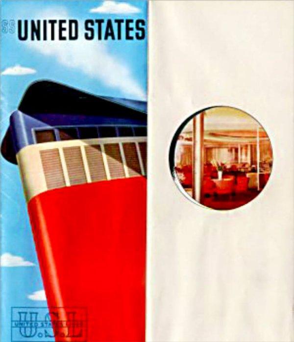 SS UNITED STATES - la grande époque