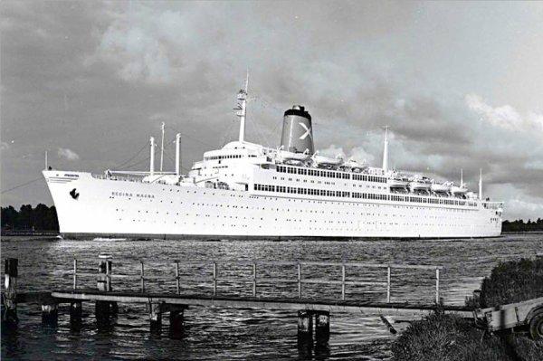 SS PASTEUR - TS BREMEN - REGINA MAGNA - SAUDI PHIL I - FILIPINAS SAUDIA I ( 3 )