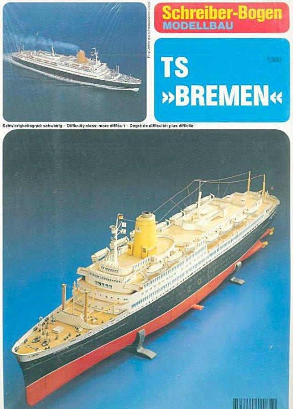SS PASTEUR 1939 1956 -  TS BREMEN 1957 1970 -   REGINA MAGNA 1971 1975 -   SAUDI PHIL I 1976 1980 -   FILIPINAS SAUDIA I  1980