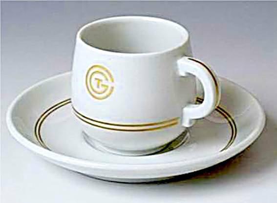 S/S FRANCE - service du thé - afternoon tea