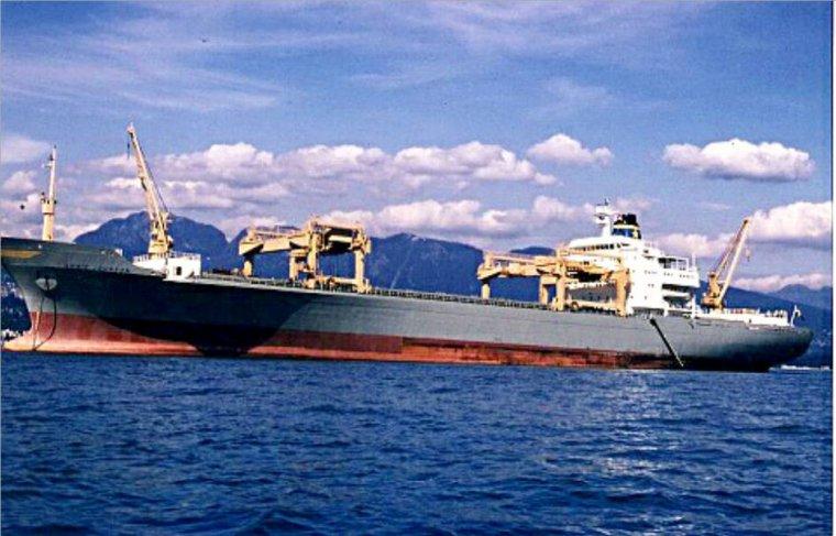COSTA ALLEGRA  S.O.S. dans l'océan Indien
