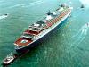 Le retour au Havre du paquebot FRANCE NORWAY le 10 septembre 1996