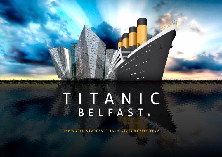 Belfast commémore le paquebot RMS TITANIC