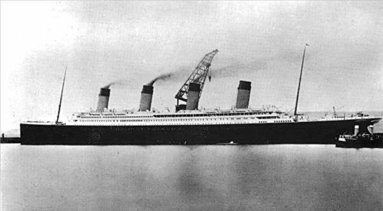 RMS TITANIC en images