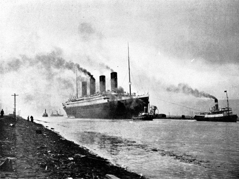 RMS TITANIC en images (2)