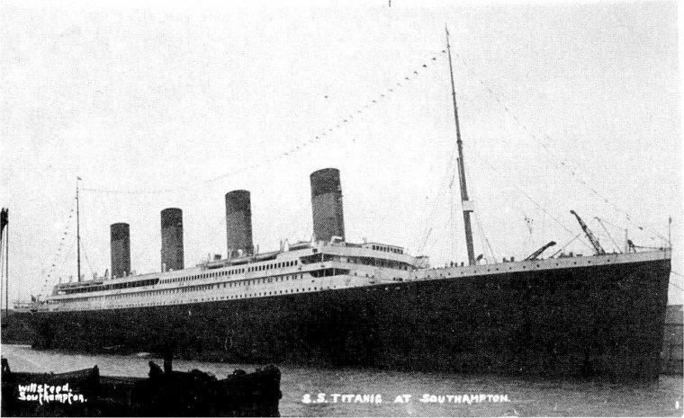 RMS TITANIC en images (3)