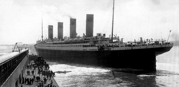 RMS TITANIC en images (4)