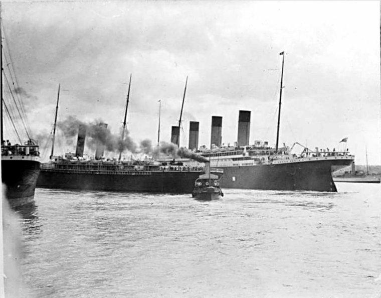 RMS TITANIC en images (5)