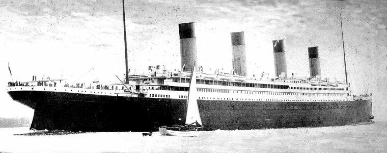 RMS TITANIC en images (6)