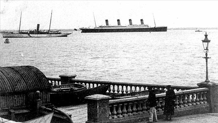 RMS TITANIC en images (6bis)
