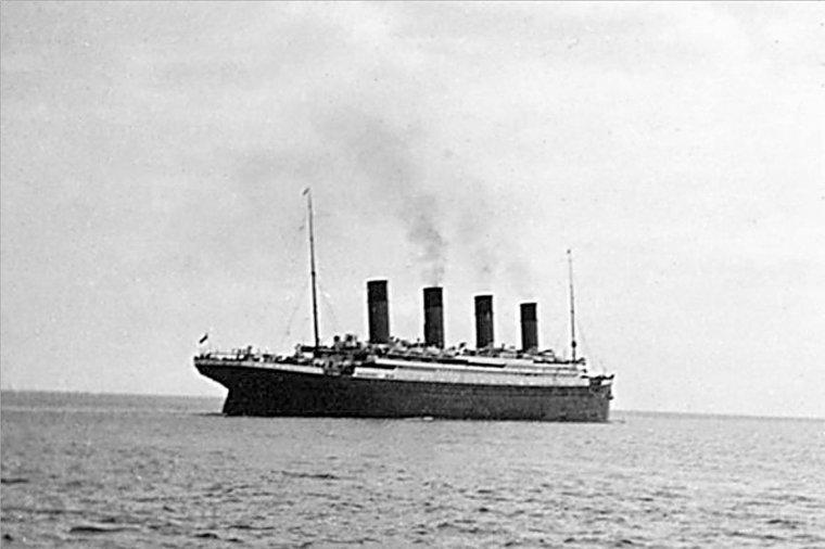 RMS TITANIC en images (8bis)