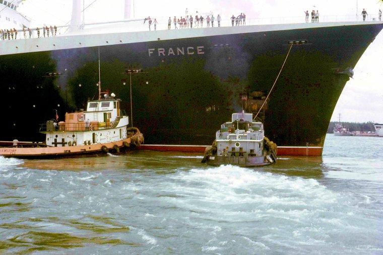 S/S FRANCE 1970