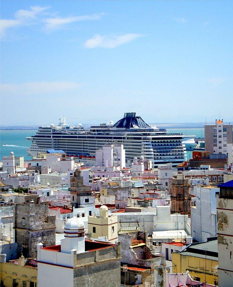 MSC DIVINA croisière pré inaugurale 19 au 25 mai 2012