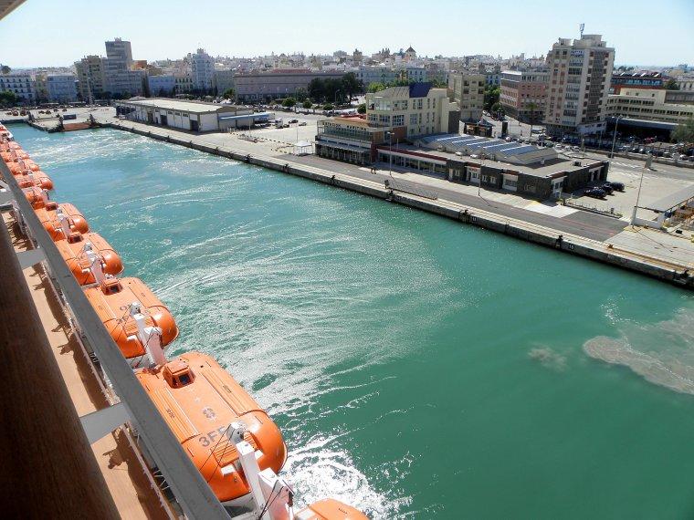 MSC DIVINA croisière pré inaugurale 19 au 25 mai 2012 : ( 6 bis)