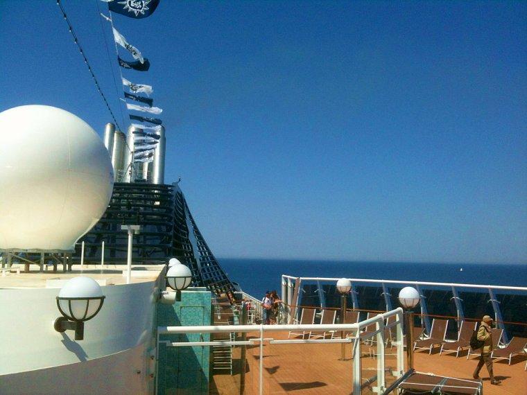 MSC DIVINA croisière pré inaugurale 19 au 25 mai 2012 : ( 11 )