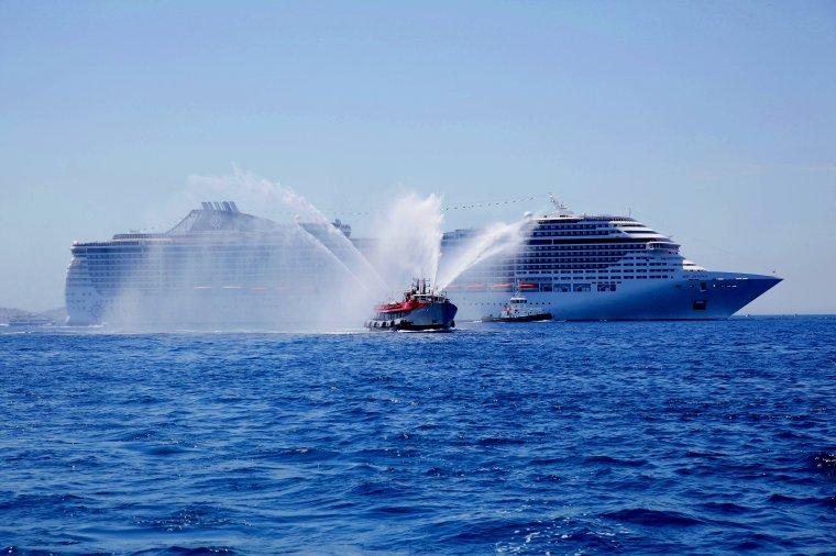 MSC DIVINA croisière pré inaugurale 19 au 25 mai 2012 : ( 12 )