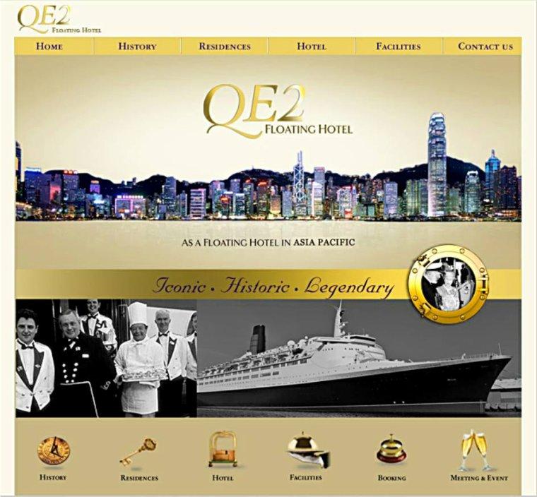 QE2 est à nouveau à la Une : départ imminent vers l'Asie et Hong-Kong ??