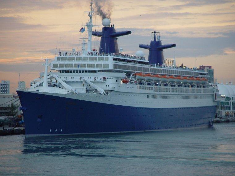 S.S. NORWAY