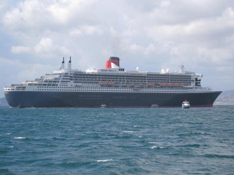 RMS QUEEN MARY 2 - naissance d'un géant