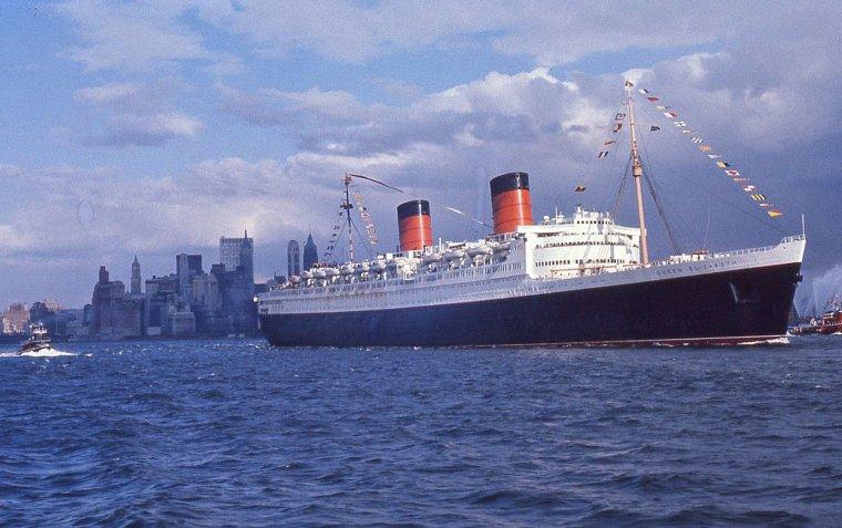 CUNARD : les plus grands paquebots de 1936 à nos jours