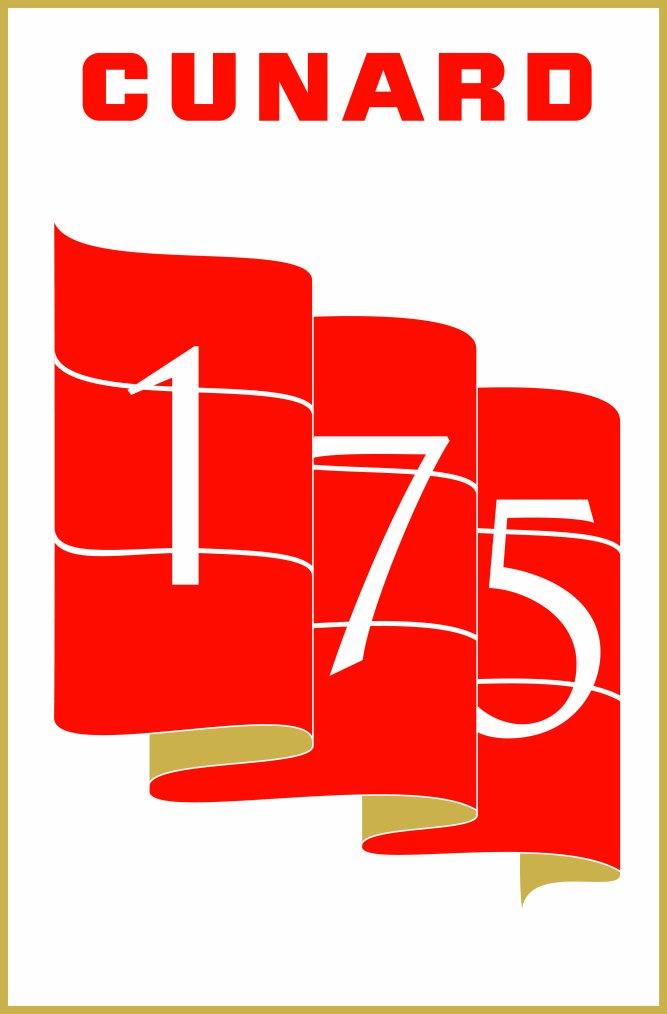 175ième ANNIVERSAIRE de la Compagnie CUNARD