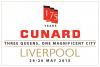 175ième anniversaire CUNARD : LIVERPOOL
